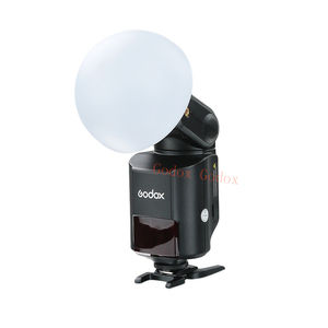 Image 5 - Godox Ad S17 Witstro Ad200 Ad360 Dome Diffuser Wide Angle Soft Focus Shade Diffuser for Godox Ad200 Ad180 Ad360 Speedlite