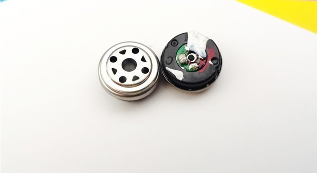 DIY headphone unit Genuine carbon nano-diaphragm unit 10MM fever ear unit Good bass