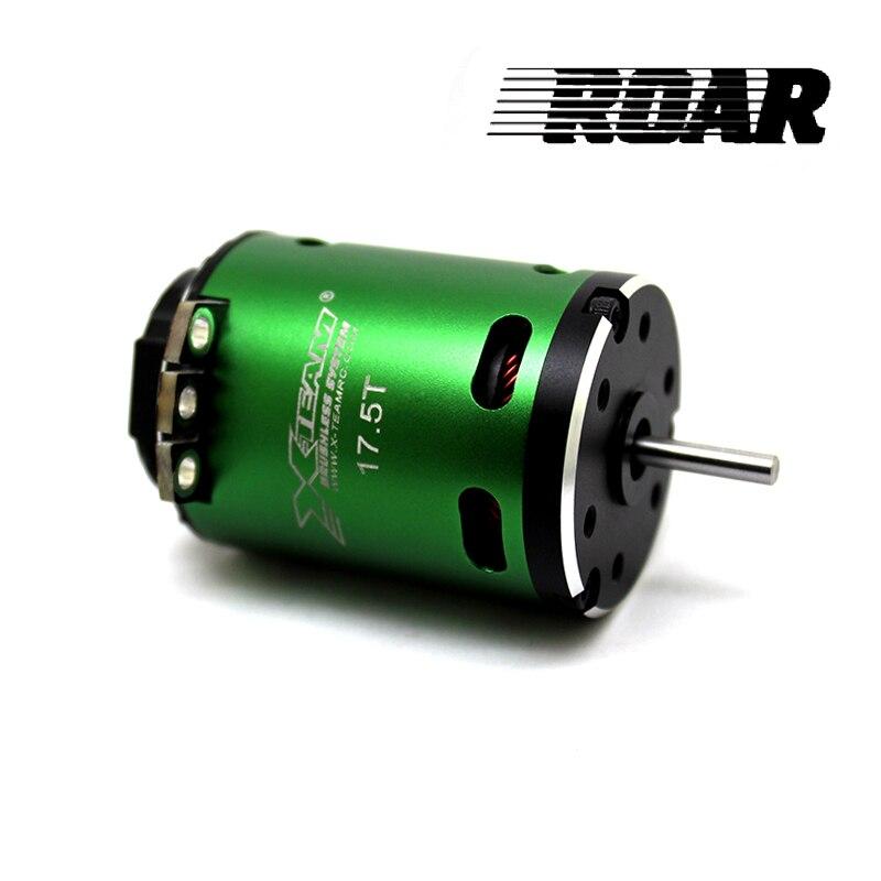 FATJAY X-XTEM 540Y RC 540  Brushless Sensored Motor 3.5T 4.5T 5.5T 6.5T 7.5T 8.5T 10.5T 11.5T 13.5T 17.5T 21.5T For 1/10 Car