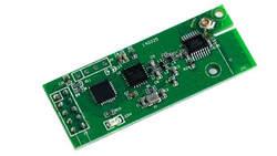 Бесплатная доставка Регулируемое расстояние Электронная бирка, RFID модуль идентификации, считывающей головки модуль, 2.4 ГГц, IPX интерфейс