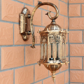 Europe Retro wall lamp outdoor waterproof house sconce lights doorway lamp No Light Source
