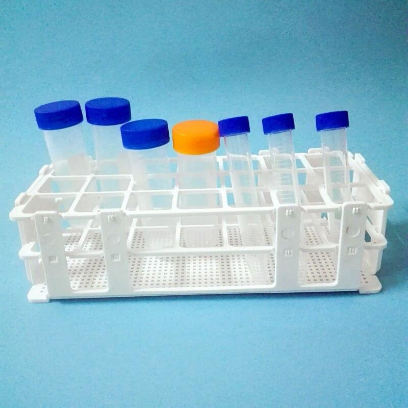 50 piece 15ml / 50 ml laboratory Centrifuge Tubes + plastic Tube rack ,Free Shipping 100pcs 2ml polypropylene pp centrifuge tubes