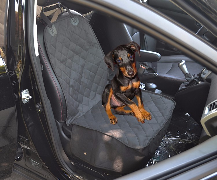 Waterproof Car Seat Cover for Dog, Cat, Pets Protection