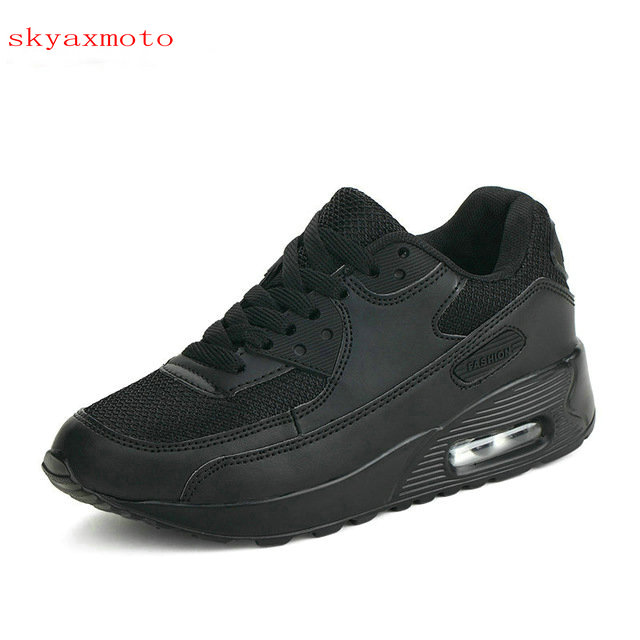 Skyaxmoto Newest Spring Autumn Running Shoes For Outdoor Comfortable Women Sneakers Men Breathable Sport Shoes Size 35-44