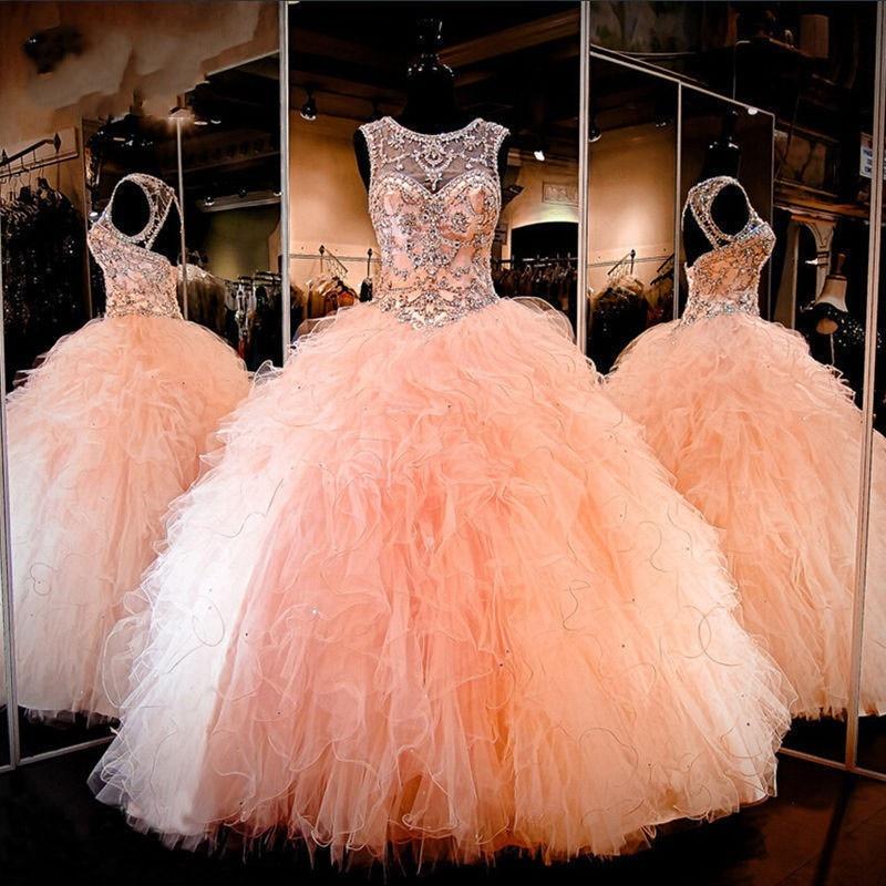 Elegant   Evening     Dresses   A Line robe de soiree longue Beaded Crystals   Evening     Dress   Long vestido de festa longo abendkleider