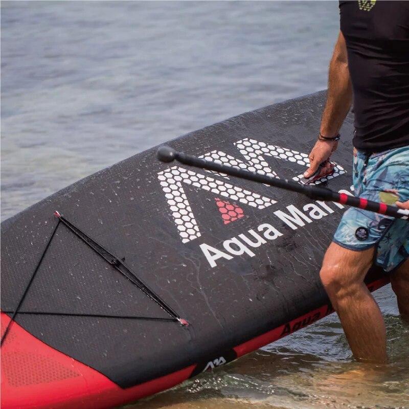 Planche de surf 365*82*15 AQUA MARINA MONSTRE planche de stand up paddle gonflable stand up paddle conseil surf kayak sport bateaux gonflables A01002 - 6