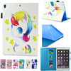 Case For Ipad Pro 10 5 Case Cover Cartoon Unicorn Luxury Painted Stand Wallet Flip Card