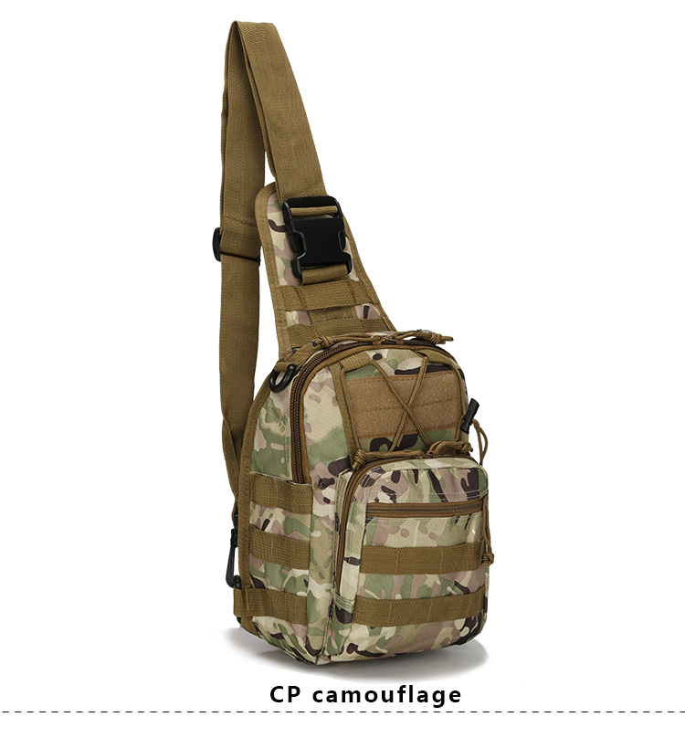 Army Camouflage Tactical Bag First Aid Kits Military Bag Climbing Backpack Shoulder Hiking Camping Medicine Emergency Kit