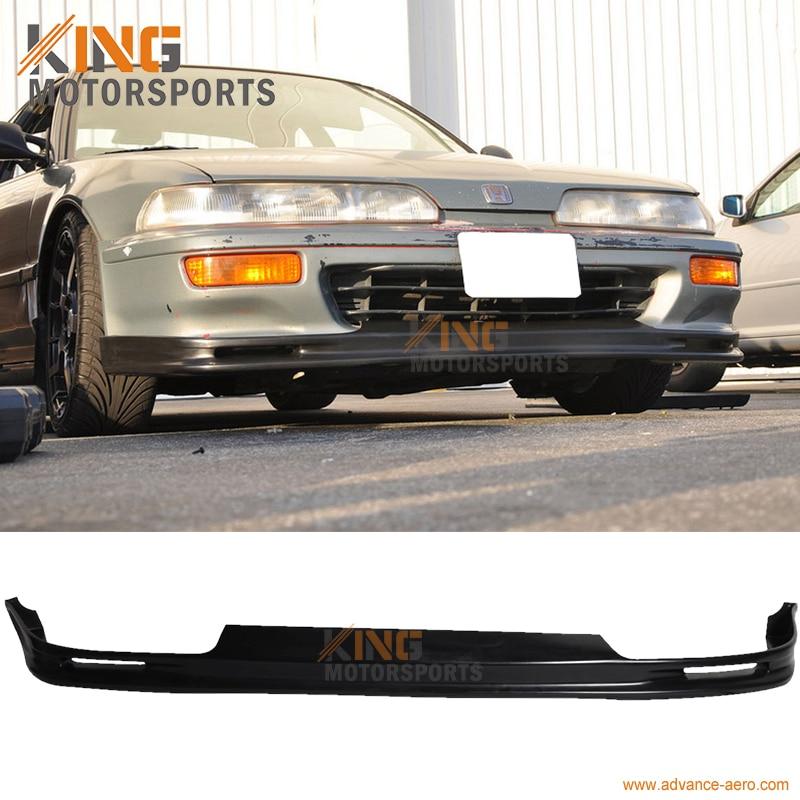 For Acura Integra Mugen Style Front Bumper Lip Spoiler - Acura integra spoiler