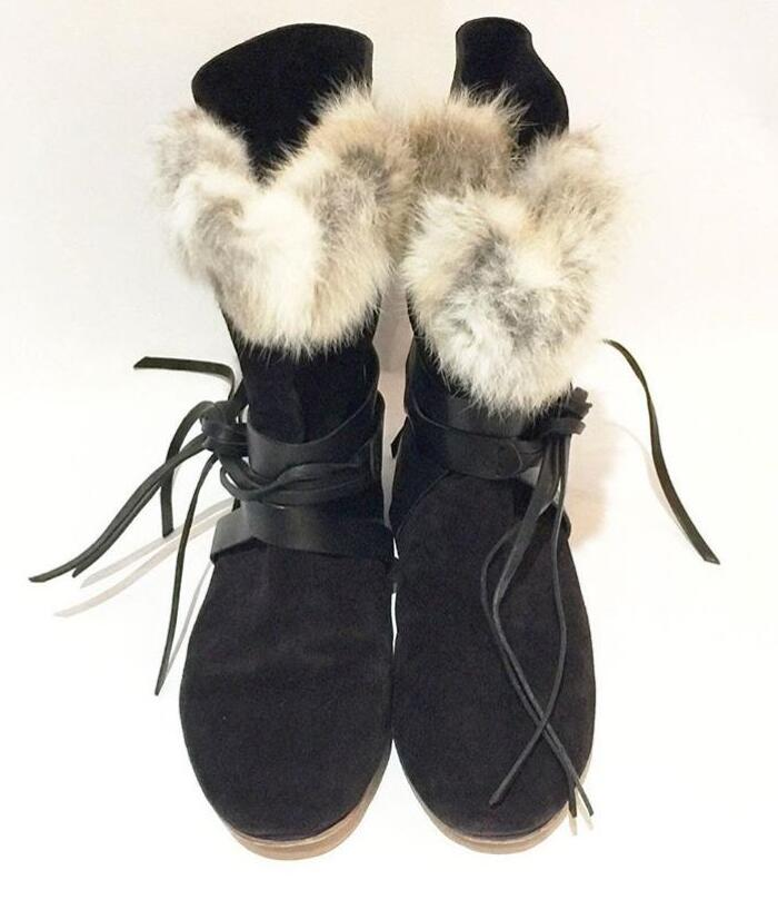 Black Suede Leather Women Round Toe Snow Boots Leather Straps Ladies Winter Warm Flat Ankle Boots Slip On Fashion Boots Size 41 2016 winter women short snow boots fashion suede round toe low heel shoes big size 30 52 ladies slip on mid calf tassel boots