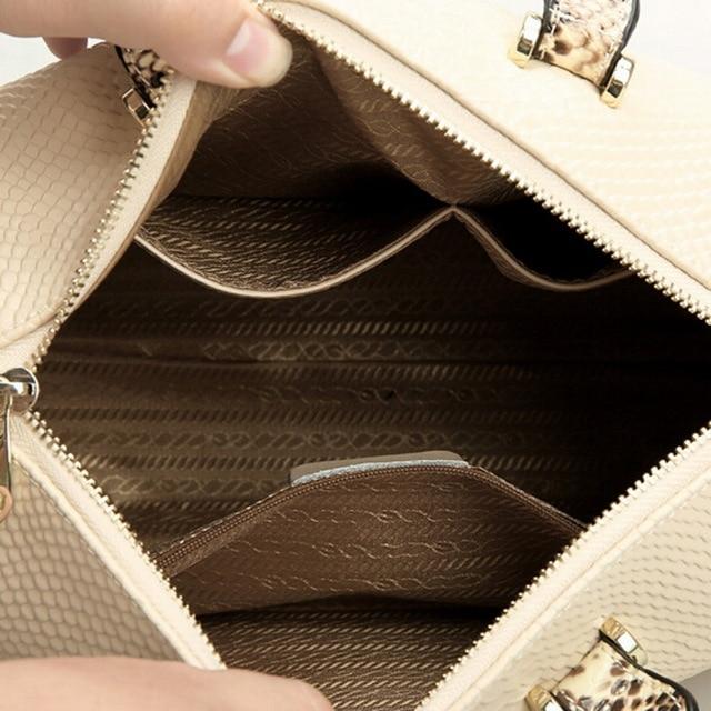 WESTAL leather shoulder bags luxury handbag women leather bag designer high quality brand fashion women messenger bag tote bags