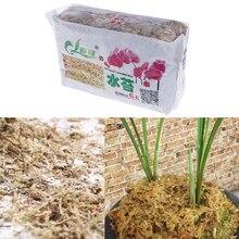 6л мох Сфагновый Садовые принадлежности мох Sphagnum питание увлажняющее органическое удобрение для орхидеи фаленопсис