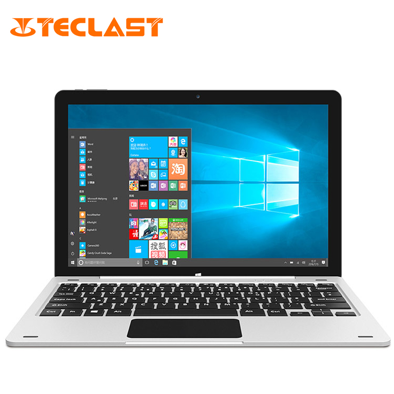 "Teclast Tbook 12 Pro Intel Cherry Trail X5 Z8300 Quad Core Windows 10 + Android 5.1 4GB RAM+64GB ROM 12.2"" 2 in 1 Tablet PC"