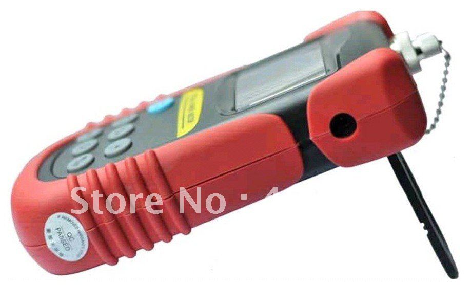 Fiber Optic Type TLD6070B Optical Power Meter -50~+26 dBm mt 7601 fiber optic power meter laser fiber optic tester optical fiber power meter automatic identification frequency