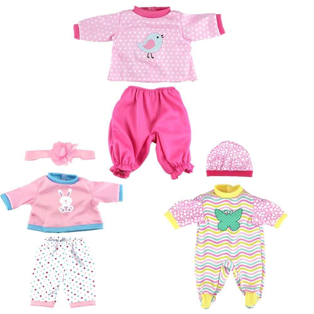 Кукольный наряд для новорожденных, подходит для 18 дюймов, 43 см, Одежда для кукол или Хрустальная обувь для девочек, подарки для маленьких девочек