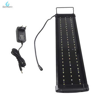 60CM 5 colors coral light Led Grow Light LED Aquarium Light Fish Tank Coral Lamp light for aquarium Freshwater Plant