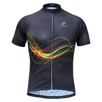Hot Selling Breathable Men S Cycling Jersey 2017 Hot Design Summer Short Sleeve Cycling Jerseys Quick