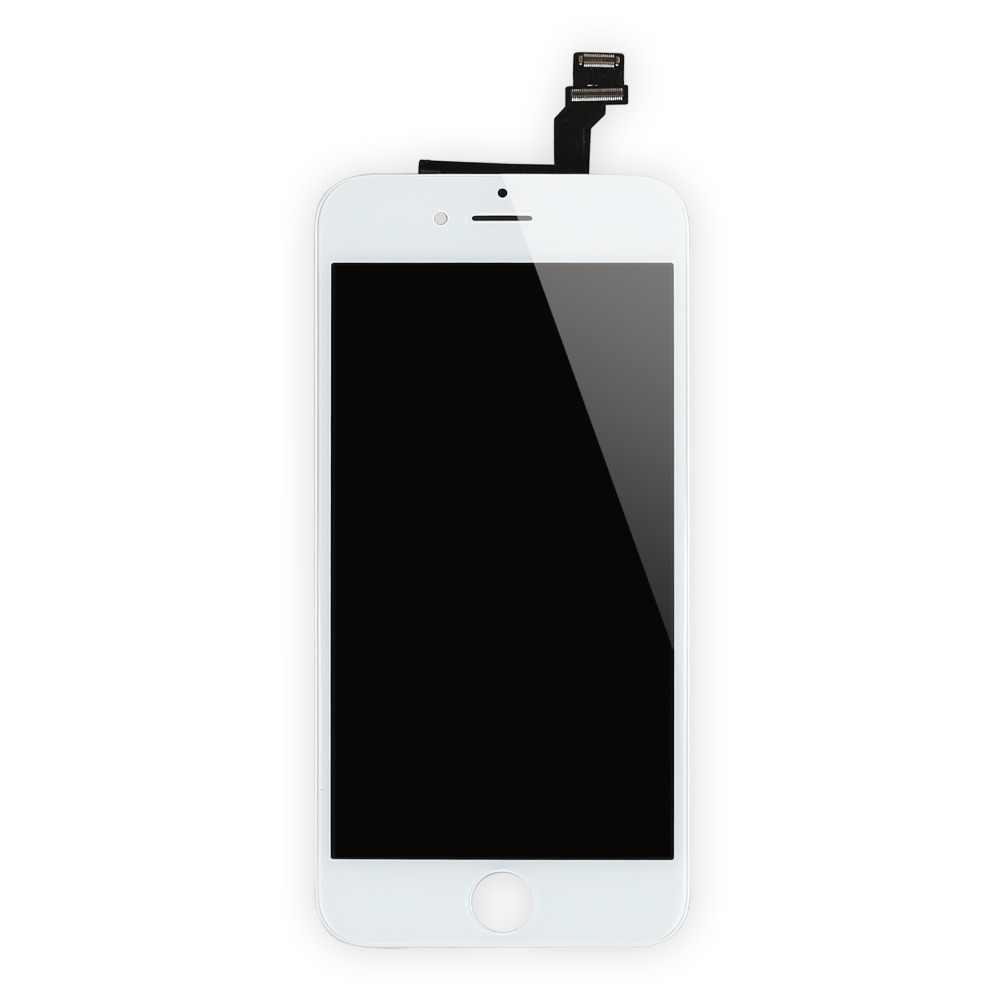 สีดำ/หน้าจอ LCD สีขาวสำหรับ iPhone 7 8 6 S 6 LCD หน้าจอสัมผัส Pantalla สำหรับ iPhone 8 7 6s 6G Digitizer ASSEMBLY