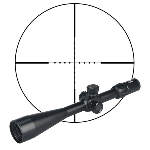 High Quality Luxury Tactical 8-32X56SFIRF Rifle Hunting Scope  For Hunting Shooting CL1-0283