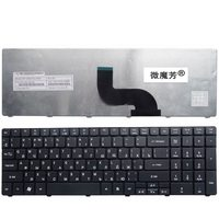 Russian keyboard FOR ACER for TravelMate V5WC1 P253 P453 P253-E P253-M P253-MG P453-M P453-MG PK130PI1B04 MP-09G33SU-6981W RU