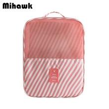 Mihawk Fashion Portable Waterproof Shoes Bag Women's Necessary Travel Shoe Cover
