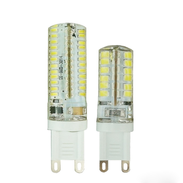 Led Mini G9 3w 7w Light Bulb Ac220v Smd 3014 Super Bright Chandelier Replace Halogen Lamp And The Is Soft
