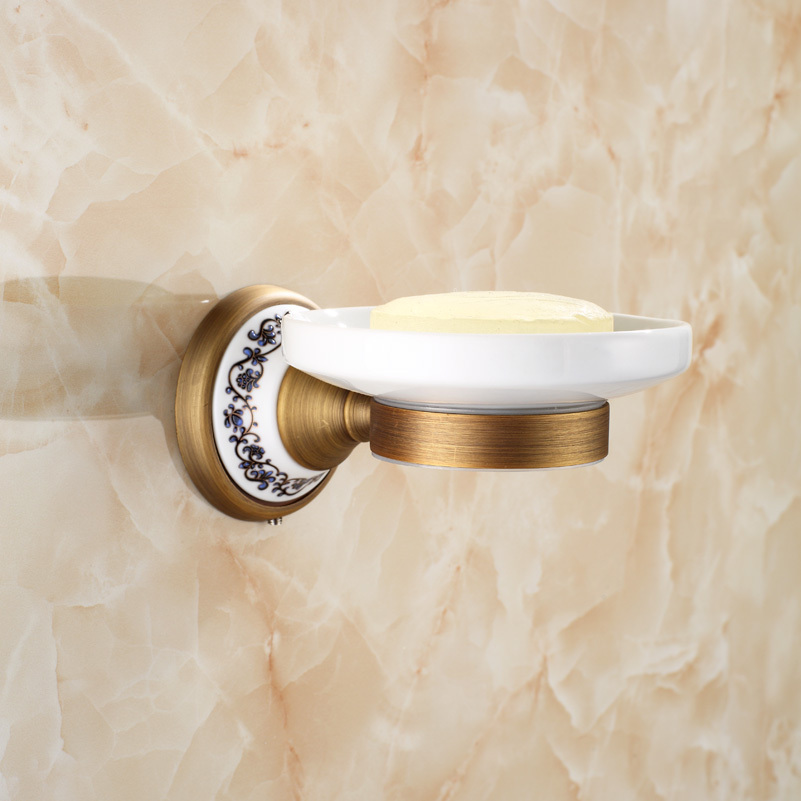 Buy antique brass porcelain soap dishes - Ceramic soap dishes for bathrooms ...