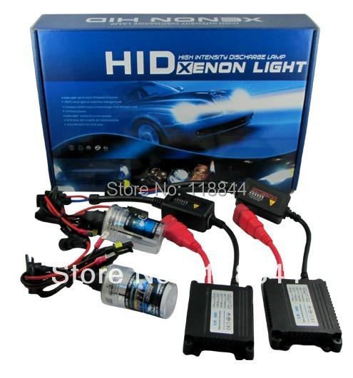 H1 H3 H7 H7R AC CANBUS H27 D2S Single Beam HID KIT SET 35W HID XENON