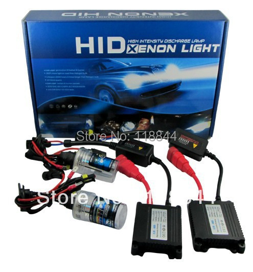 1Set H1 H3 H7 H8 H9 H11 HB3 9005 HB4 9006 H7R AC CANBUS H27 Single beam HID KIT SET 35W HID XENON SYSTEM hid conversion kit car 50w 5600lm led headlight canbus kit for 9006 hb4 low beam xenon white replace hid 9005 hb3 9006 hb4 h7 h8 h11 available