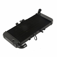 Motorcycle Replacement Cooling Radiator For Honda CB400 CB400SF Superfour NC31 1992 1998