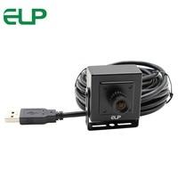 ELP 8MP Mini Wide View Angle Webcam Sony IMX179 Mini Case OTG UVC Usb Camera For