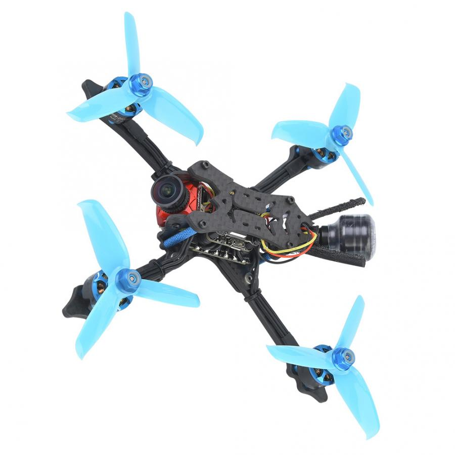 <font><b>FPV</b></font> <font><b>Racing</b></font> <font><b>Drone</b></font> HGLRC 3 152mm For Caddx Ratel 1200TVL Camera F4 OSD <font><b>FPV</b></font> <font><b>Racing</b></font> <font><b>Drone</b></font> Without Receiver image