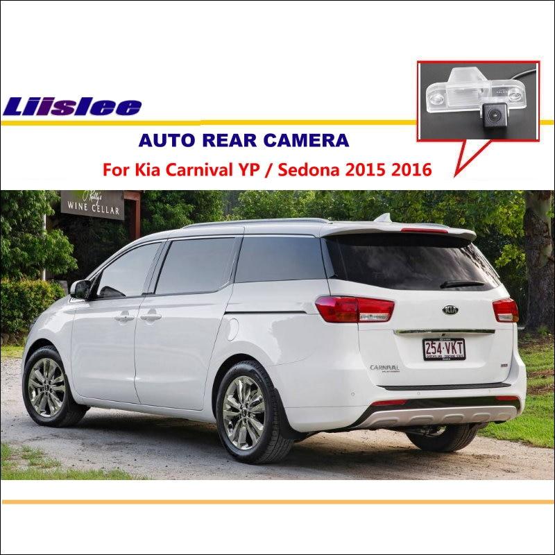 2015 Kia Sedona Camshaft: Liislee Car Parking Camera / Reverse Camera For KIA Sedona
