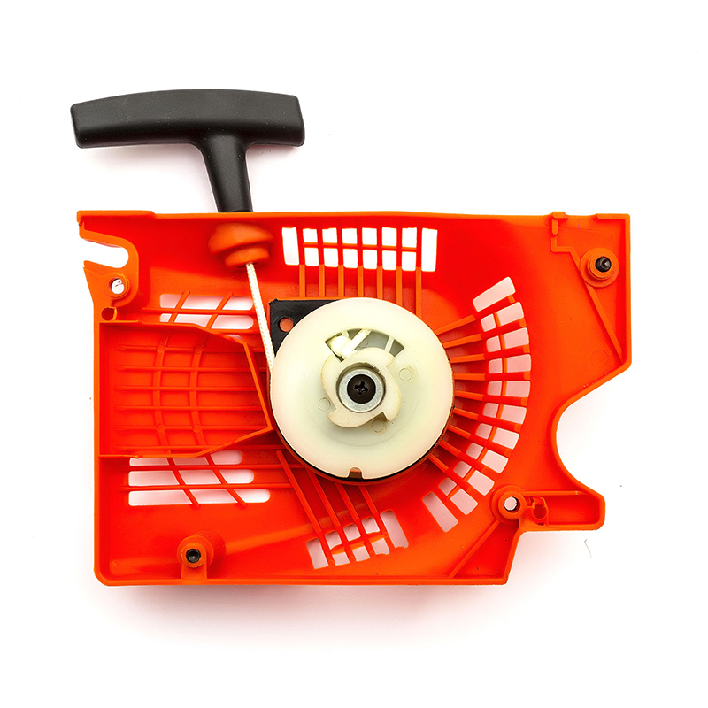 1pc Orange Pull Recoil Starter For Chinese Chainsaw 4500 5200 5800 4900 45cc 52cc 58 Recoil Starters