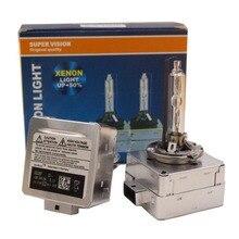 2 قطعة الأصلي مصابيح من الزينون D1S D2S D3S D4S D1R D2R D3R D4R 6000k 4300K 6000K 8000K 35W سيارة العلوي زينون ضوء المصباح عالية الطاقة