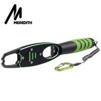 MEREDITH Fishing Grip Aluminum Alloy Gripper Grabber Grips 14kg/32lb Fishing Lip Grip Weight Scale