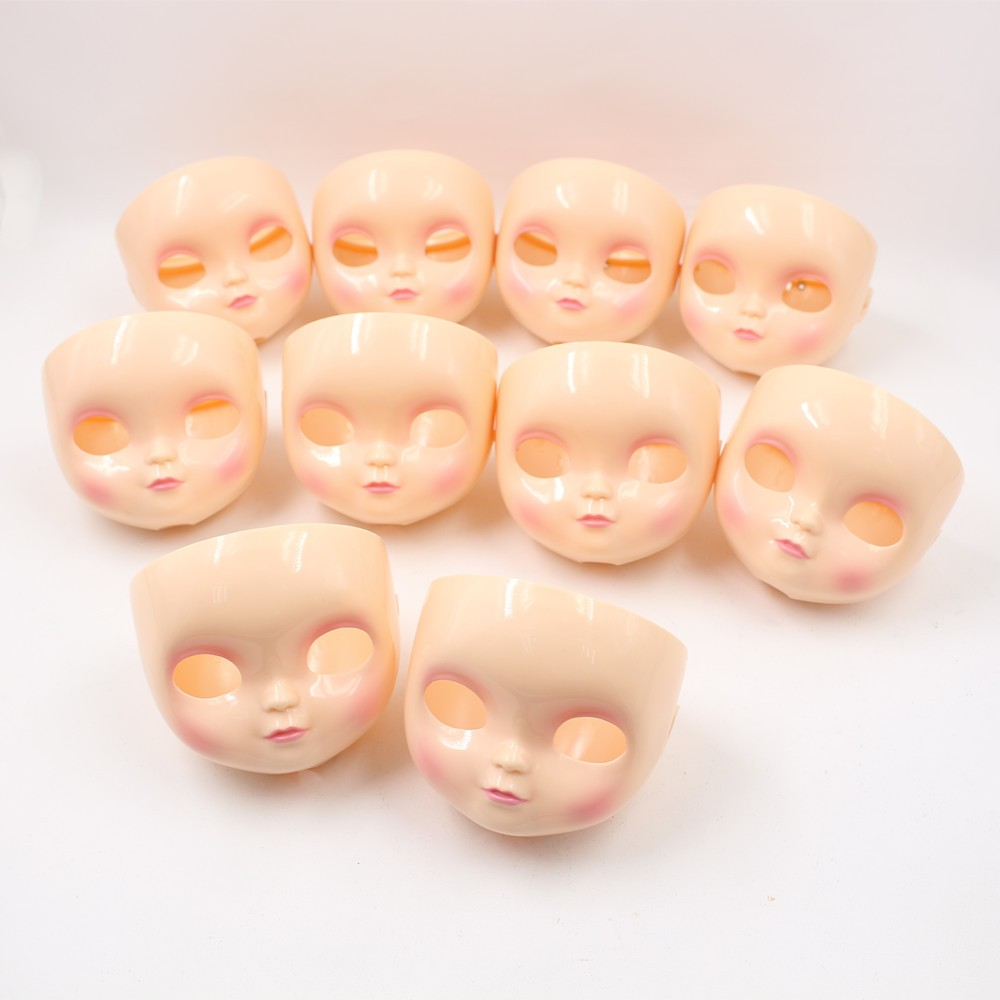 Blythe Starter Kit Blythe Face Plate Blythe Custom Blythe Doll Blythe Doll Faceplate for Customizing Customize Blythe Blythe Doll Kit