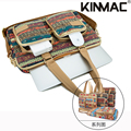 KINMAC laptop case cover casual shoulder laptop bag For Macbook Apple HP Lenovo 13 14 15 inch