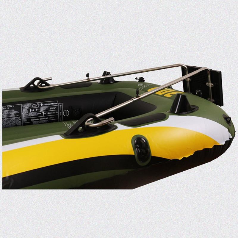 Fishman bateau moteur raquette, pour modèle FISHMAN 300 350 400 support moteur moteur raccords A12001