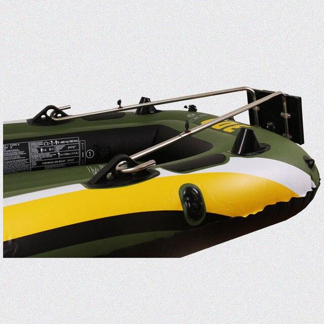 Racchetta fishman boat mortor, per modello FISHMAN 300 350 400 supporto motore, raccordi motore A12001