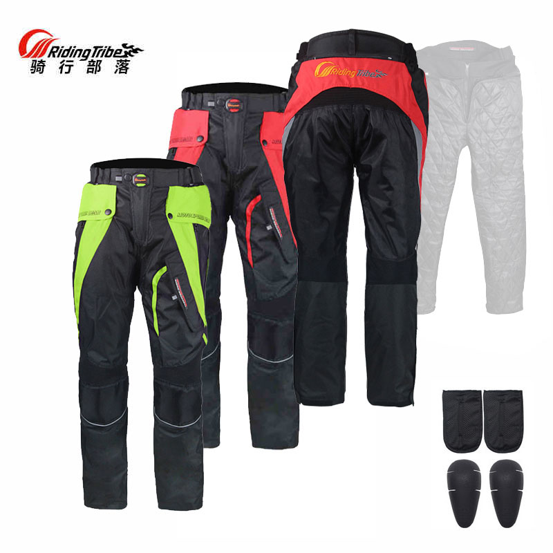 Здесь продается  Waterproof Winter Autumn Riding Tribe Motorcycle Pants,Motorbike Racing trousers with protector Knee hip M L XL 2XL 3XL 4XL  Автомобили и Мотоциклы