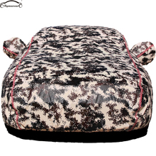 Car car cover car cover Oxford cloth cover cover sunscreen rain insulation cover dust-proof sunshade universal four seasons все цены