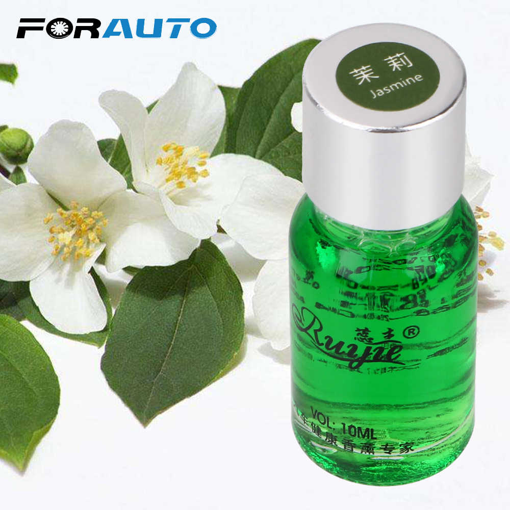 10ml Aromatherapy Oil Natural Plant Essential Car Outlet Perfume Automobiles Vents Fragrance Replenishment Air Freshener