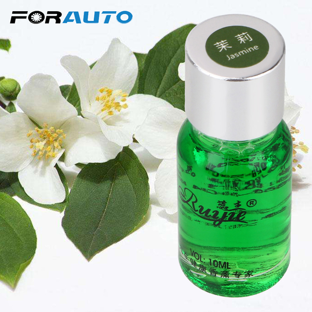 10ml Aromatherapy Oil Natural Plant Essential Car Outlet Perfume  Automobiles Vents Fragrance Replenishment Air Freshener-in Air Freshener  from
