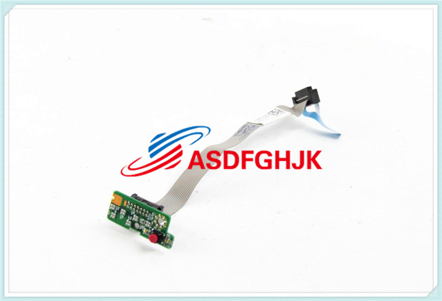 US $14 99 |FOR Dell Optiplex 770 780 990 7010 9010 9020 USFF LED Power  Button Board W Cable 0VYR4N K600M 89P8D 02W1T9 100% TESED OK-in Laptop