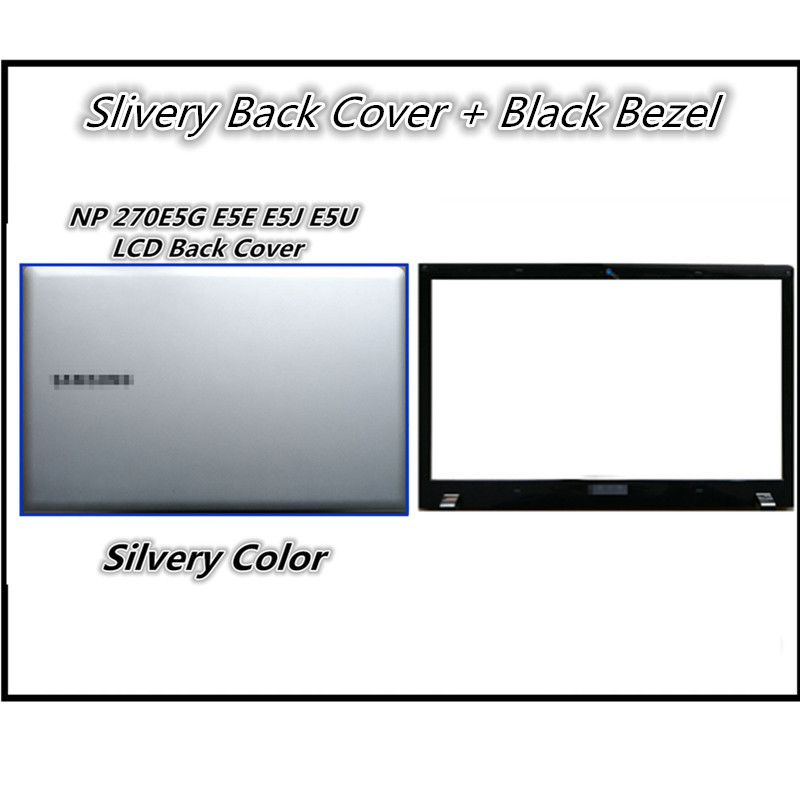 LCD BACK COVER TOP CASE SCREEN BEZEL FRAME FOR SAMSUNG NP300E5E NP270E5V NP270E5U NP270E5G NP270E5E NP270E5J NP275E5J NP275E5V