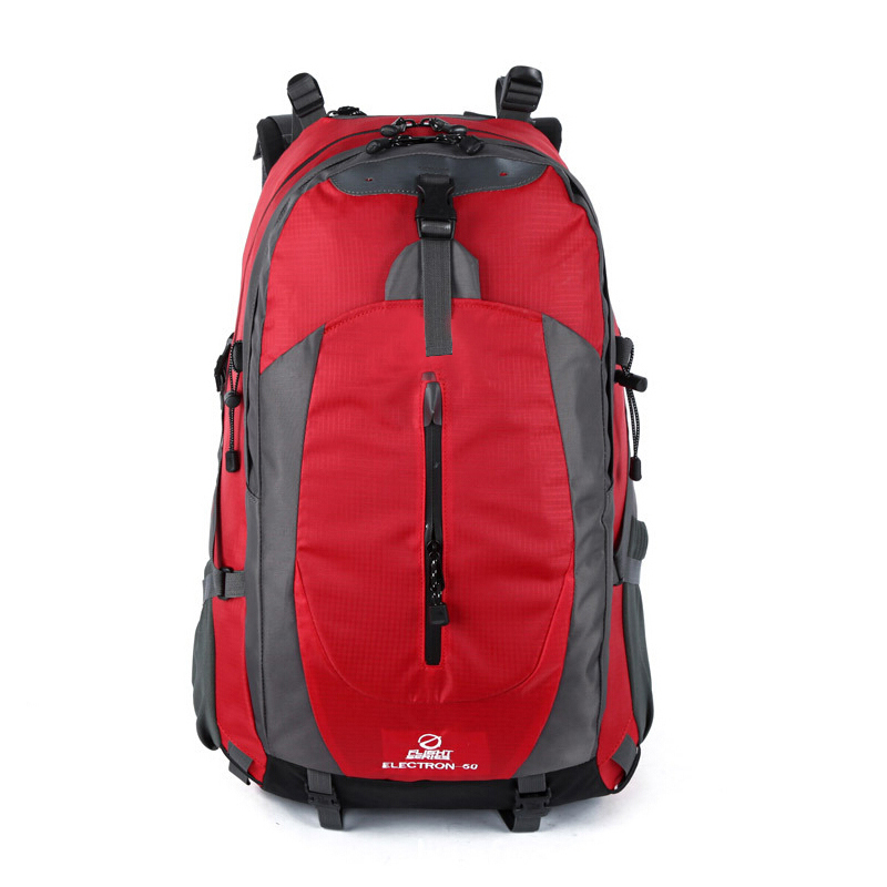 ФОТО Outdoor Camping hiking backpacks climbing vacation tourism travel hike sport bags Rucksacks 40L 50L waterproof trekking backpack