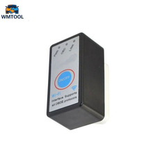 V1.5 Super Mini ELM327 WiFi Com Interruptor Harmware OBD-II OBD Pode Code Reader Ferramenta Android Symbian do Windows IOS