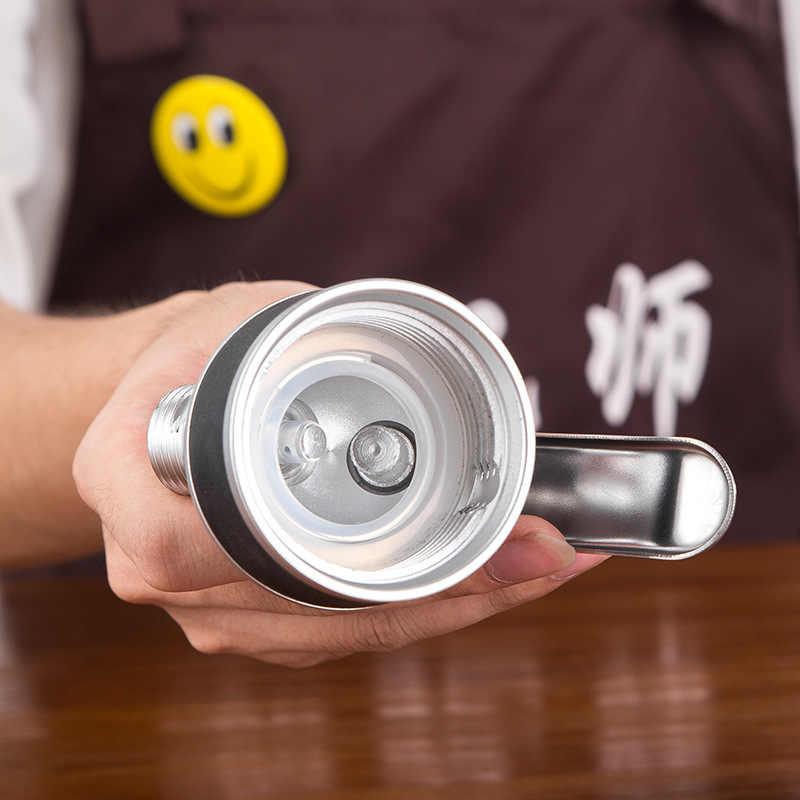 -500Ml de Creme de Leite Foamer Bocal De Creme Liquidificador Doméstico Cream Soda Dispenser Dispenser