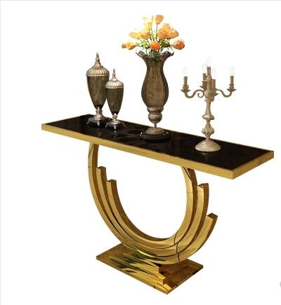 Classic stainless steel gilt rack. Modern living room decorated with plant flower stand.. studd decorated belt